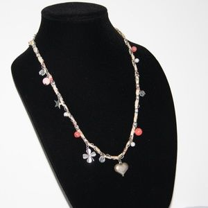 Beautiful Areopostale necklace adjustable